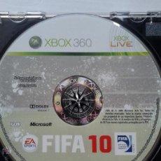 Videojuegos y Consolas: VIDEOJUEGO FIFA 2010 XBOX 360 LIVE. Lote 41122121