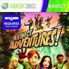 Videojuegos y Consolas: KINECT ADVENTURES - XBOX 360 - GOLY. Lote 41402613