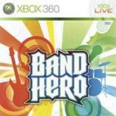 Videojuegos y Consolas: BAND HERO - XBOX 360 - GOLY. Lote 41402691