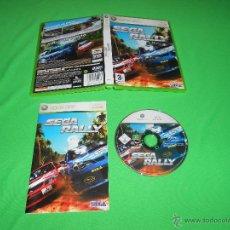 Videojuegos y Consolas: SEGA RALLY - XBOX 360 - PAL - SRS - CON INSTRUCCIONES. Lote 277260738