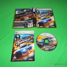 Videojuegos y Consolas: JUICED 2 ( HOT IMPORT NIGHTS ) - XBOX 360 - PAL - THQ - TOTALMENTE EN CASTELLANO. Lote 41528823