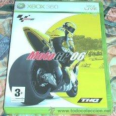 Videojuegos y Consolas: JUEGO XBOX 360. MOTOGP 2006.. Lote 41665007