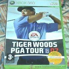 Videojuegos y Consolas: JUEGO XBOX 360. TIGER WOODS PGA TOUR 2007. . Lote 41665446