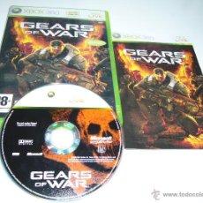 Videojuegos y Consolas: GEARS OF WAR . Lote 42617484