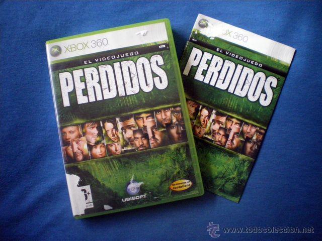 VIDEOJUEGO PERDIDOS 2008 XBOX 360 UBISOFT SEMINUEVO (Juguetes - Videojuegos y Consolas - Microsoft - Xbox 360)
