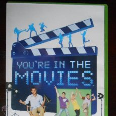Videojuegos y Consolas: YOU'RE IN THE MOVIES - XBOX 360 PAL ESPAÑA (4K). Lote 42929718