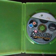 Videojuegos y Consolas: STUNTMAN IGNITION - XBOX 360 - SOLO DISCO Y CAJA (4K). Lote 42936292