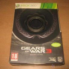 Videojuegos y Consolas - GEARS OF WAR 3 EDICION LIMITADA XBOX 360 PAL ESPAÑA - 45072429