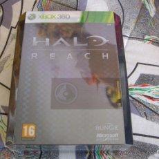 Videojuegos y Consolas: XBOX 360 - HALO REACH - EDICION LIMITADA - EDICION ESPAÑA - NUEVO PRECINTADO. Lote 45341431