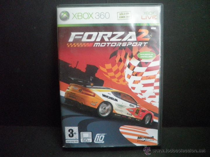 FORZA 2 MOTORSPORT - XBOX 360 (Juguetes - Videojuegos y Consolas - Microsoft - Xbox 360)