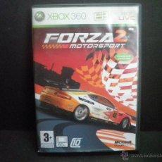 Videojuegos y Consolas: FORZA 2 MOTORSPORT - XBOX 360. Lote 45472324