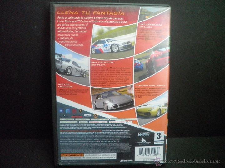 Videojuegos y Consolas: FORZA 2 MOTORSPORT - XBOX 360 - Foto 2 - 45472324