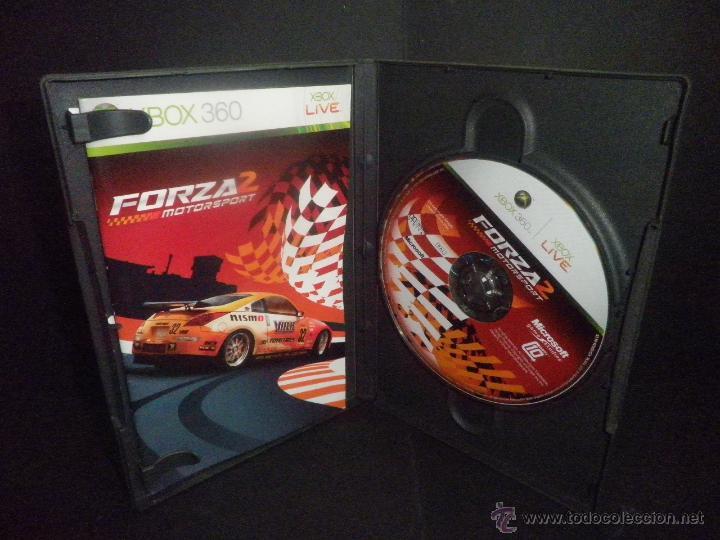 Videojuegos y Consolas: FORZA 2 MOTORSPORT - XBOX 360 - Foto 3 - 45472324