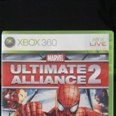 Videojuegos y Consolas: MARVEL ULTIMATE ALLIANCE 2. Lote 53852640