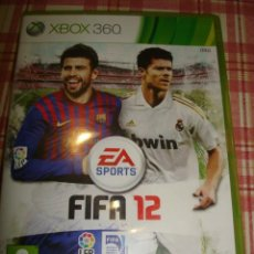 Videojuegos y Consolas: FIFA 12 XBOX 360. Lote 47005101