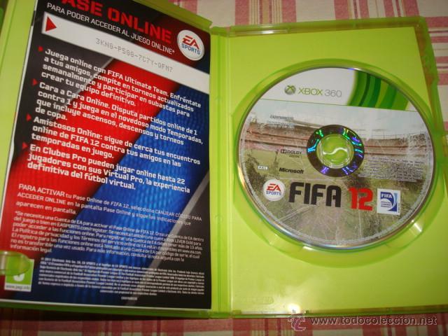 Videojuegos y Consolas: FIFA 12 XBOX 360 - Foto 2 - 47005101