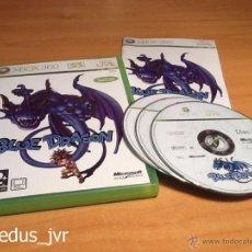 Videojuegos y Consolas: BLUE DRAGON JUEGO PARA XBOX 360 PAL ESPAÑA COMO NUEVO. Lote 48359147