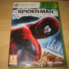 Videojuegos y Consolas: SPIDERMAN EDGE OF TIME SPIDER MAN XBOX 360 PAL ESPAÑA PRECINTADO. Lote 48555285