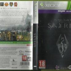 Videojuegos y Consolas - xbox 360 juego the elder scrolls v skyrim - 48577761