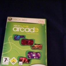 Videojuegos y Consolas: JUEGO XBOX 360 - XBOX LIVE ARCADE. Lote 48894055