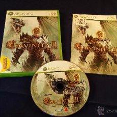 Videojuegos y Consolas: JUEGO XBOX 360 - DIVINITY 2 EGO DRACONIS. Lote 48894202