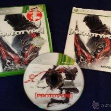 Videojuegos y Consolas: JUEGO XBOX 360 - PROTOTYPE. Lote 48894428