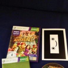 Videojuegos y Consolas: JUEGO XBOX 360 - KINECT ADVENTURES. Lote 48894438