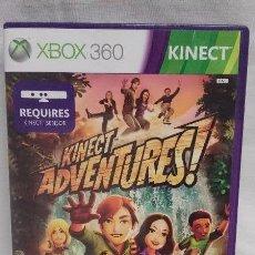 Videojuegos y Consolas: XBOX 360 - JUEGO KINECT ADVENTURES!. Lote 49062560