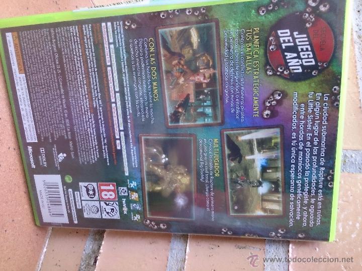 Videojuegos y Consolas: Juego XBOX 360, Bioshock 2 - Foto 2 - 50390941