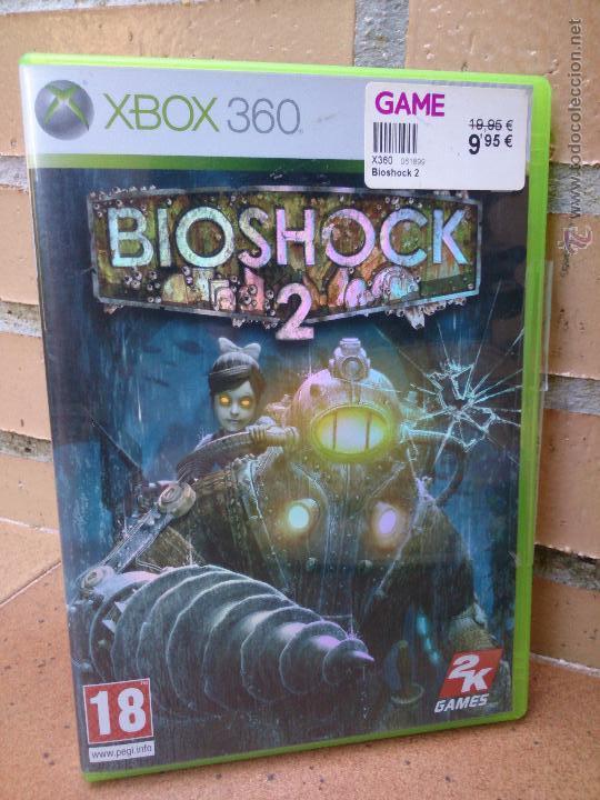 JUEGO XBOX 360, BIOSHOCK 2 (Juguetes - Videojuegos y Consolas - Microsoft - Xbox 360)