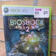 Videojuegos y Consolas: JUEGO XBOX 360, BIOSHOCK 2. Lote 50390941