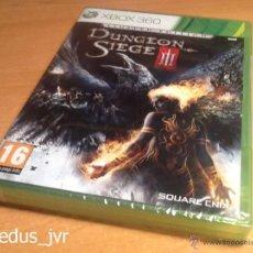 Videojuegos y Consolas - Dungeon Siege III Limited Edition 3 juego para Xbox 360 PAL en Español Nuevo y Precintado - 50715158
