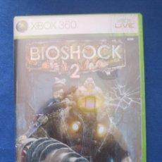 Videojuegos y Consolas: XBOX 360 - BIOSHOCK 2 - PAL ESPAÑA - NUEVO PERO SIN PRECINTAR - COMPATIBLE CON XBOX ONE. Lote 51457081