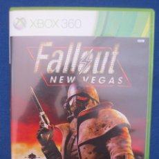 Videojuegos y Consolas: XBOX 360 - FALLOUT NEW VEGAS - PAL ESPAÑA - COMPATIBLE CON XBOX ONE. Lote 51457177