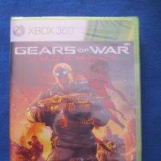 Videojuegos y Consolas: XBOX 360 - GEARS OF WAR JUDGMENT - PAL ESPAÑA - NUEVO Y PRECINTADO - COMPATIBLE CON XBOX ONE. Lote 51457627