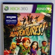 Videojuegos y Consolas: KINECT ADVENTURES! PARA XBOX 360 KINECT ADVENTURES. Lote 51530880