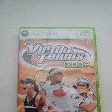 Videojuegos y Consolas: VIRTUA TENNIS 2009 XBOX 360. Lote 52302420