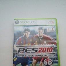 Videojuegos y Consolas: PES 2010 XBOX 360. Lote 52302435