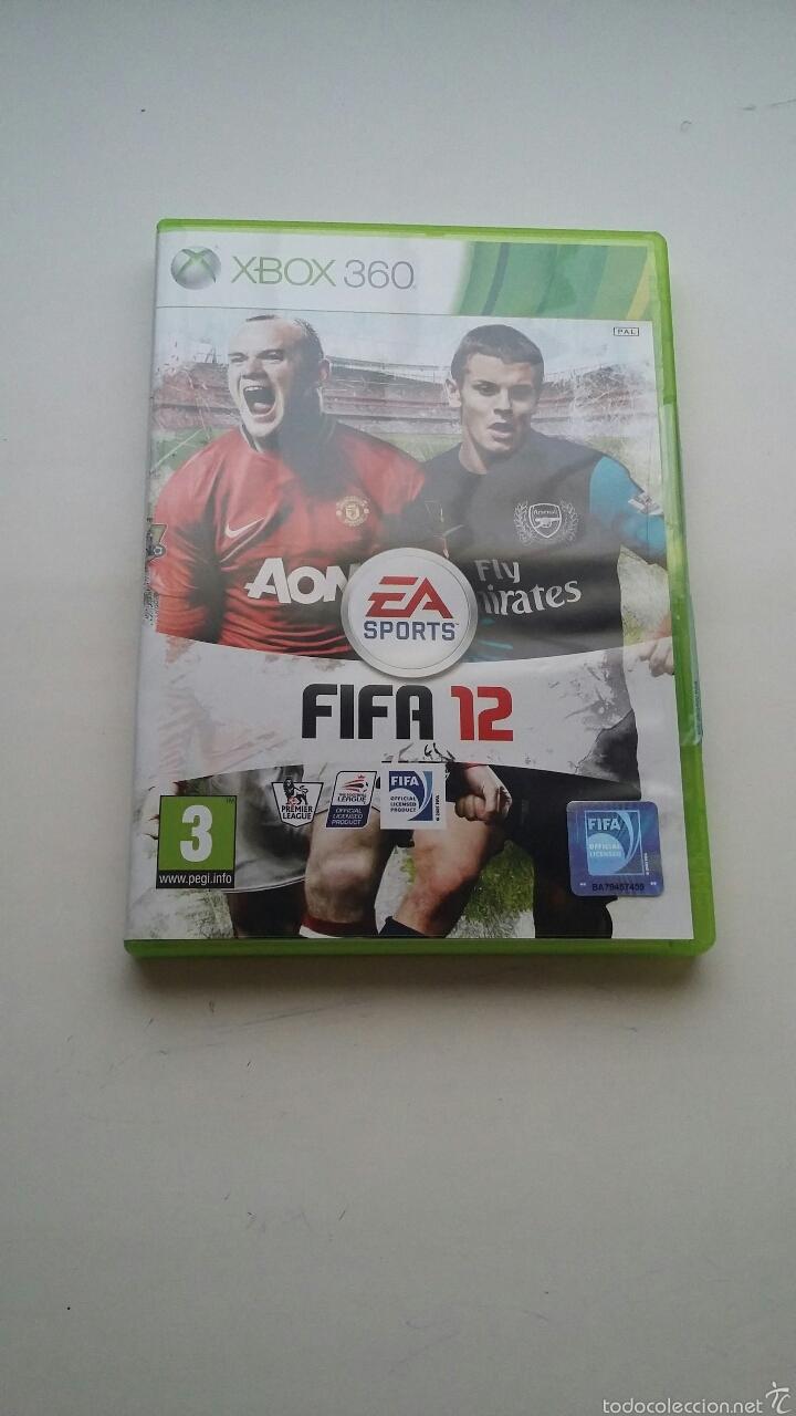 FIFA 12 XBOX 360 (Juguetes - Videojuegos y Consolas - Microsoft - Xbox 360)