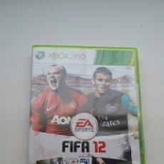 Videojuegos y Consolas: FIFA 12 XBOX 360. Lote 52302476