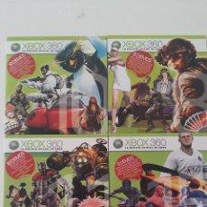Videojuegos y Consolas: LOTE CD REVISTA XBOX 360. Lote 52778216