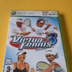 Videojuegos y Consolas: JUEGO VIRTUA TENNIS 3 PARA XBOX 360. Lote 53314118