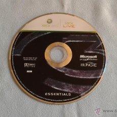 Videojuegos y Consolas: DISCO EXTRAS HALO 3 ESSENTIALS - X-BOX 360 - PAL/ESP - COMO SE HIZO,ETC.... Lote 53476550