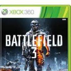 Videojuegos y Consolas: JUEGO BATTLEFIELD 3 XBOX 360 PRECINTADO . Lote 53568801