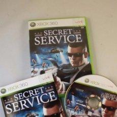 Videojuegos y Consolas: JUEGO XBOX 360 - SECRET SERVICE. Lote 53849835