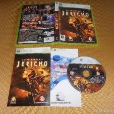 Videojuegos y Consolas: CLIVE BARKER'S JERICHO - XBOX 360 - PAL - CODEMASTERS - ATARI. Lote 56693797