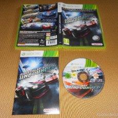 Videojuegos y Consolas: RIDGE RACER UNBOUNDED - XBOX 360 - PAL - EDICION LIMITADA - BANDAI NAMCO GAMES. Lote 56693903