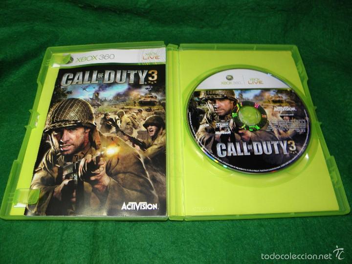 Videojuegos y Consolas: CALL OF DUTY 3 - XBOX 360 - Foto 2 - 56698672