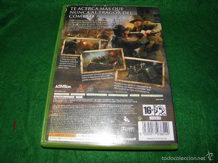 Videojuegos y Consolas: CALL OF DUTY 3 - XBOX 360 - Foto 3 - 56698672
