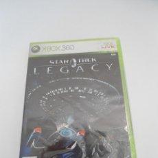 Videojuegos y Consolas: STAR TREK - LEGACY - XBOX 360 - NUEVO Y PRECINTADO. Lote 56612131